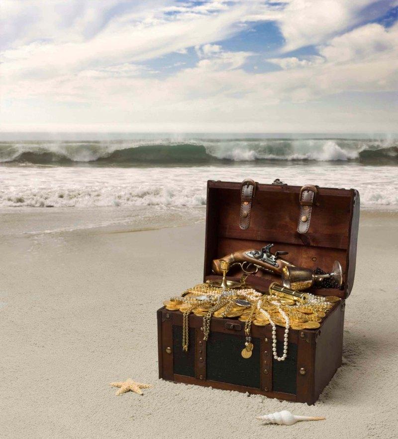 treasure chest lesson plans